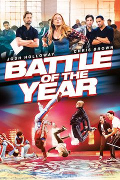 Battle of the Year movie poster.