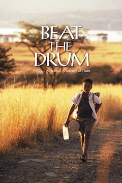 Beat the Drum movie poster.