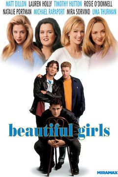 Beautiful Girls movie poster.