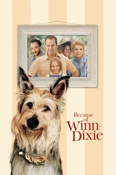 Because of Winn-Dixie movie poster.