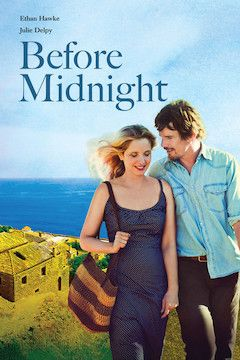 Before Midnight movie poster.