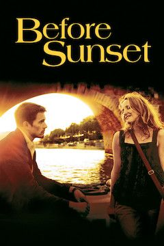 Before Sunset movie poster.