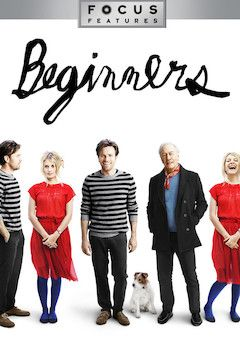 Beginners movie poster.