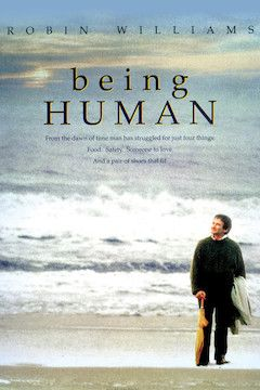 Being Human movie poster.