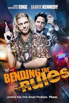Bending the Rules movie poster.