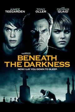 Beneath the Darkness movie poster.