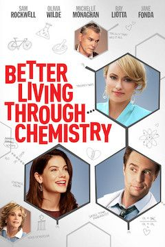 Better Living Through Chemistry movie poster.