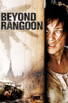 Beyond Rangoon movie poster.