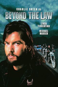 Beyond the Law movie poster.