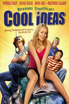 Bickford Shmeckler's Cool Ideas movie poster.