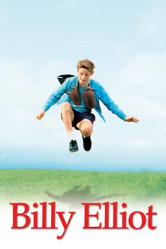 Billy Elliot movie poster.