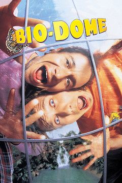 Bio-Dome movie poster.