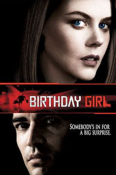 Poster for the movie Birthday Girl