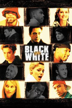Black and White movie poster.