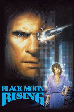 Poster for the movie Black Moon Rising