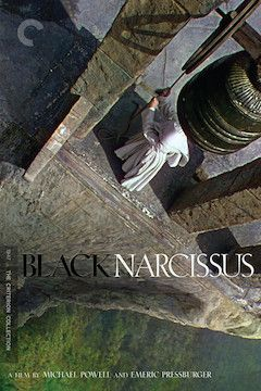 Black Narcissus movie poster.