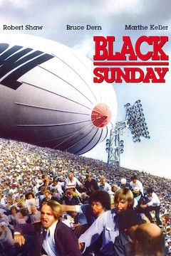 Black Sunday movie poster.