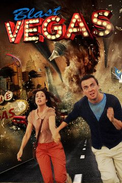 Poster for the movie Blast Vegas