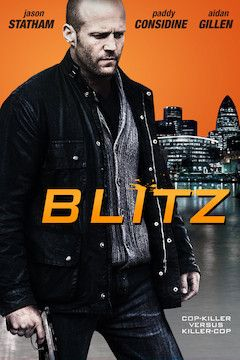 Blitz movie poster.