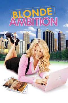 Poster for the movie Blonde Ambition