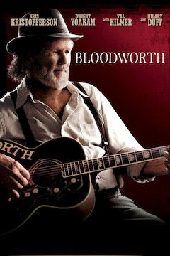 Bloodworth movie poster.