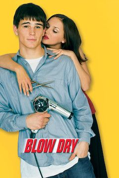 Blow Dry movie poster.