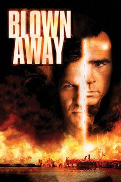 Poster for the movie Blown Away