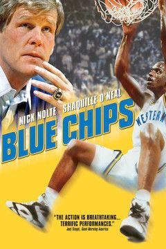 Blue Chips movie poster.