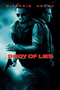 Body of Lies movie poster.