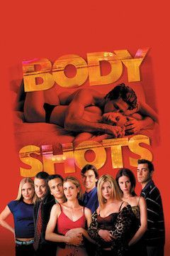 Body Shots movie poster.