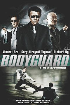 Poster for the movie Bodyguard: A New Beginning