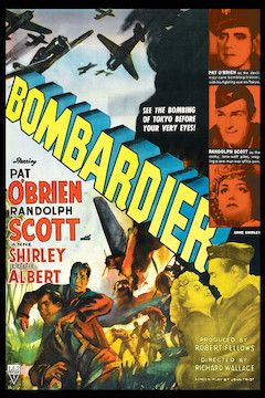 Bombardier movie poster.