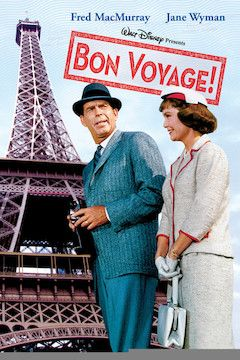 Bon Voyage movie poster.