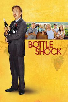Bottle Shock movie poster.