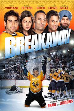 Breakaway movie poster.