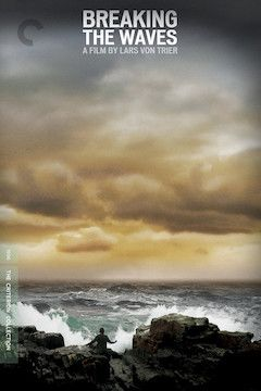 Breaking the Waves movie poster.