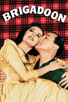 Brigadoon movie poster.