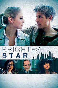 Brightest Star movie poster.