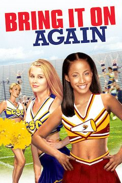Bring It On Again movie poster.