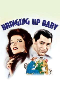 Bringing Up Baby movie poster.