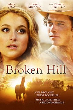 Broken Hill movie poster.