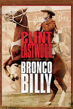 Bronco Billy movie poster.