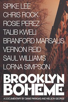 Brooklyn Boheme movie poster.