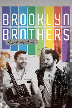 Brooklyn Brothers Beat the Best movie poster.