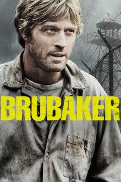 Brubaker movie poster.