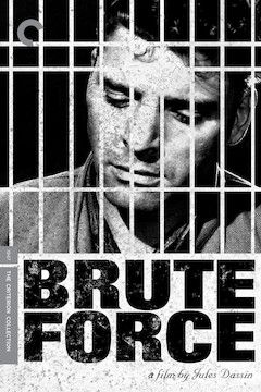 Brute Force movie poster.