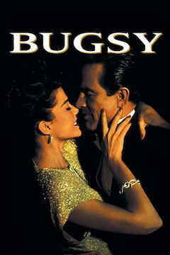Bugsy movie poster.