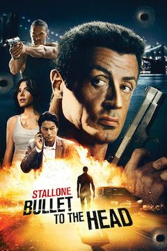 Bullet to the Head movie poster.