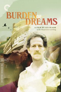 Burden of Dreams movie poster.