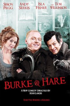 Burke and Hare movie poster.